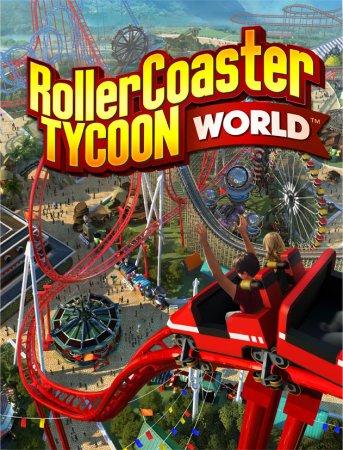 RollerCoaster Tycoon World (2016) PC | Лицензия скачать симуляторы на русском языке через торрент