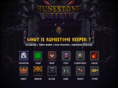 Runestone Keeper (2015) Лицензия | скачать рпг через торрент