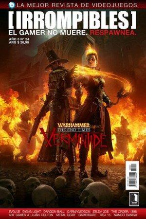 Warhammer: End Times - Vermintide (2015 | скачать игры экшен через торрент