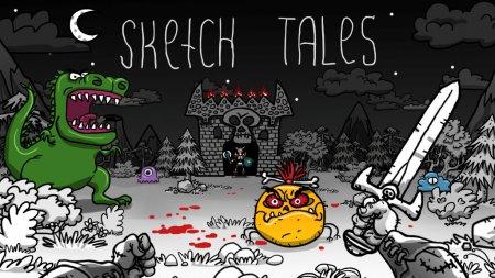 Sketch Tales (2015) PC | RePack скачать игры экшен через торрент