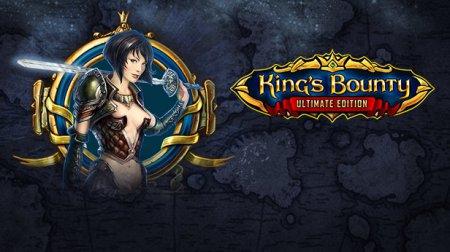 King's Bounty: Ultimate Edition (2014) PC RePackскачать рпг через торрент