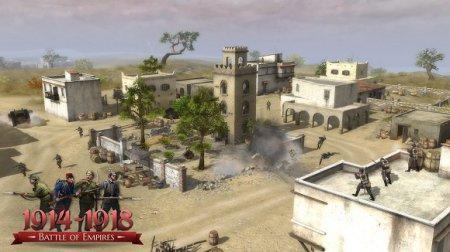 Battle of Empires: 1914-1918 [v 1.434 + DLC's] (2015) PC | Лицензия скачать игры экшен через торрент