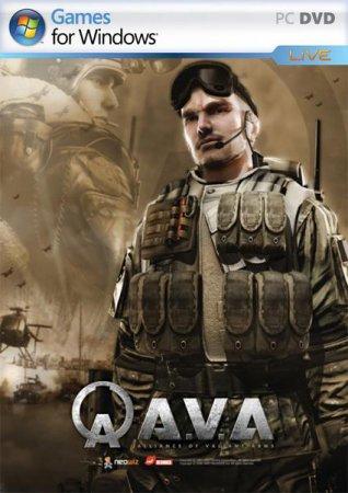 A.V.A - Alliance of Valiant Arms (2016) Online | скачать бесплатно экшен