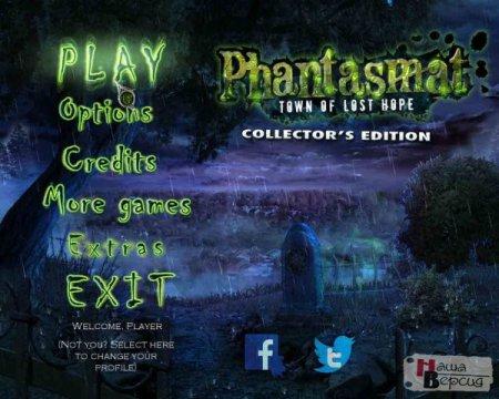 Фантазмат 6: Город последней надежды / Phantasmat 6: Town of Lost Hope CE (2015) PC