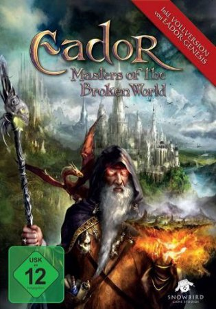 Эадор: Владыки миров / Eador: Masters of the Broken World (2013)