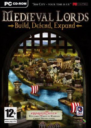 Торрент Властители Средневековья / Medieval Lords [v1.04] (2004)