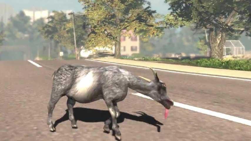 Игры симуляторы скачать бесплатно симулятор козла / goat simulator.