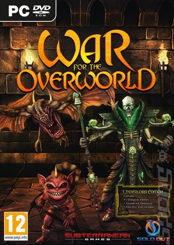 War for the Overworld (2015) RePack