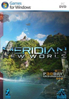 Скачать стратегии на компьютер через торрент Meridian: New World (2014) PC Лицензия