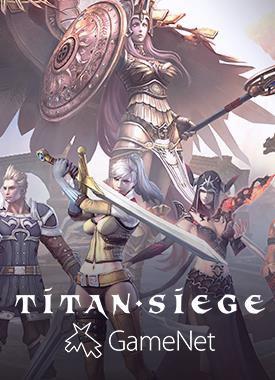 Titan Siege (2016) экшен скачать торрент: