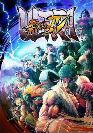 Ultra Street Fighter IV скачать файтинги через торрент
