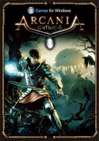 Готика 4: Аркания / Arcania: Gothic 4 (2010) скачать игры экшен через торрент