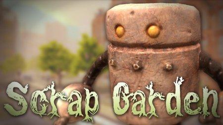 Скачать игры экшен через торрент Scrap Garden (2016) PC   Лицензия