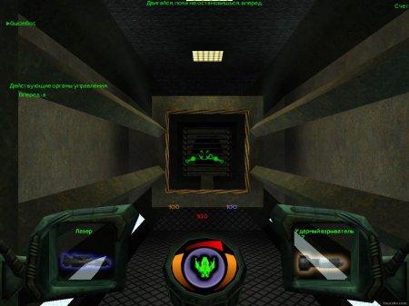 Скачать игры экшен через торрент Descent 3: Retribution (1999) PC