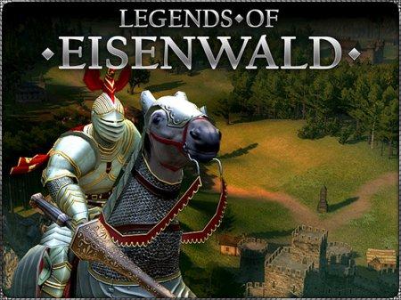 Легенды Эйзенвальда Legends of Eisenwald (2015) PC Лицензияприключения на пк торрент