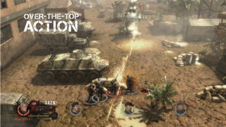 Игра Неудержимые 2 / The Expendables 2 Videogame (2012) через торрент   Repack