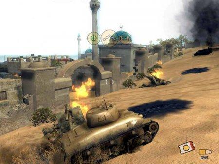 Торрент скачать Танковая Гвардия + Дюны в Огне / Panzer Elite Action Gold (2007) Repack