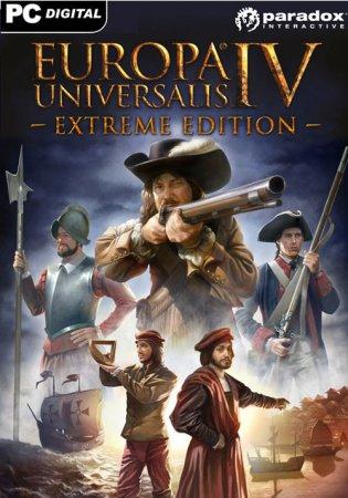 Скачать торрент Europa Universalis IV (2013) Стратегии RePack