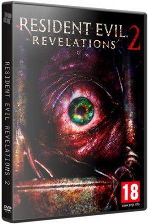 Экшен скачать торрент Resident Evil Revelations 2: Episode 1-4  (2015)  RePack