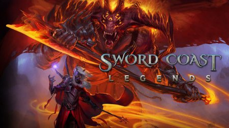 Скачать рпг Sword Coast Legends [Update 10] (2015) Лицензия