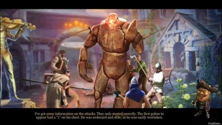 Скачать квест Королевский детектив 3: Легенда о Големе. Коллекционное издание (2016)