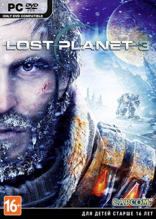 Игры экшен скачать торрент Lost Planet 3: Complete Edition (2013)