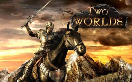 Игра экшен через торрент Два Мира / Two Worlds - Epic Edition (2007)