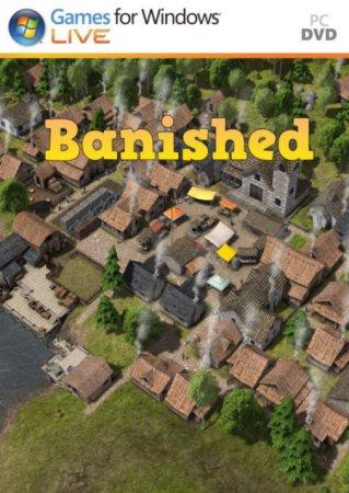 Стратегии скачать торрент Banished (2014)