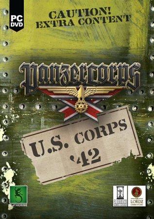 Стратегии скачать торрент Panzer Corps: U.S. Corps '42 (2016)