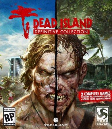 Экшен скачать торрент Dead Island - Definitive Collection (2016) Repack