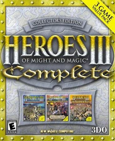 Стратегии скачать торрент Heroes of Might and Magic III Complete (1999-2001)