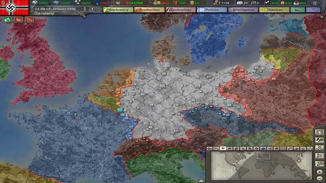 Hearts of iron iv: field marshal edition v 1. 5. 3 + dlcs (2016) pc.