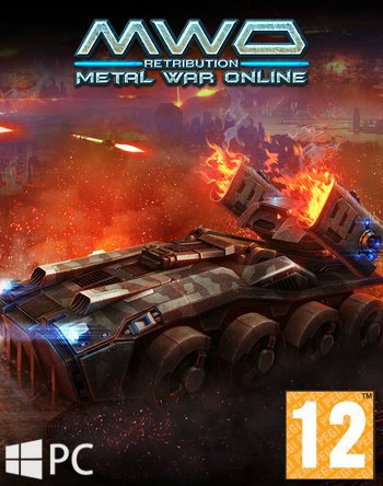 Metal War Online: Retribution  (2013) PC | Online-only