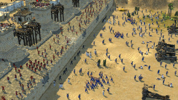Stronghold crusader 2 (2014) скачать через торрент игру.