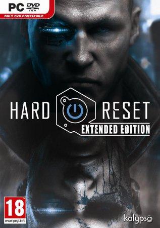 Экшен скачать торрент Hard Reset Redux (2016)