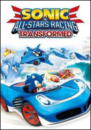 Гонки через торрент Sonic & All-Stars Racing Transformed (2013)