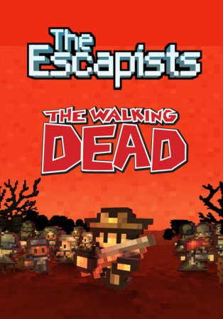 Скачать аркады The Escapists: The Walking Dead (2015)