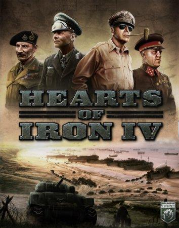 Скачать торрент Hearts of Iron IV (2016) Repack