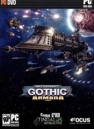 Стратегии через торрент Battlefleet Gothic: Armada (2016) | RePack