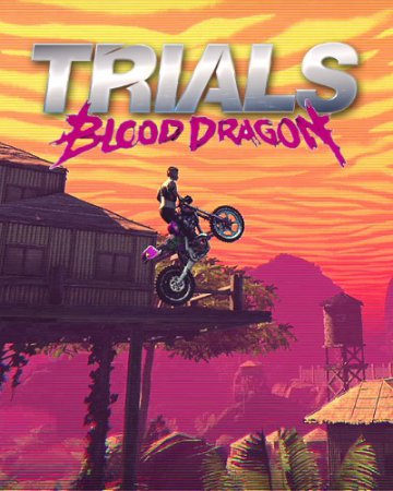 Игры аркады Trials of the Blood Dragon (2016)