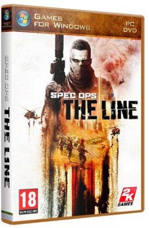 Экшен скачать торрент Spec Ops: The Line (2012)