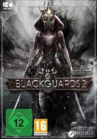 Blackguards 2 (2015) скачать стратеги на пк торрент |Repack
