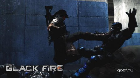 Black Fire  (2013) Торрент экшен   Online-only