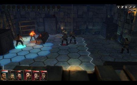 Blackguards - Deluxe Edition (2014) стратегии через торрент | Repack