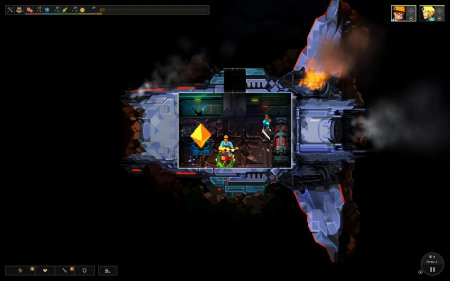 Скачать рпг Dungeon of the Endless - Crystal Edition (2014)