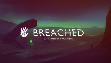 Приключения скачать торрент Breached (2016)