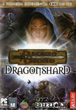 Стратегии на компьютер через торрент Dungeons & Dragons: Dragonshard (2005)