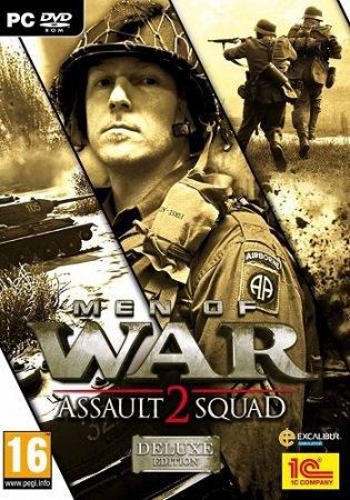 Стратегии скачать торрент Men of War: Assault Squad 2 - Complete Edition (2014)
