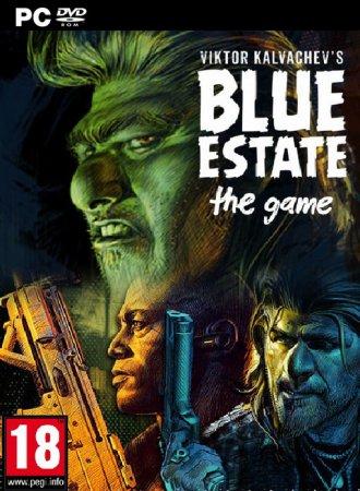Blue Estate The Game (2015) торрент экшен | RePack