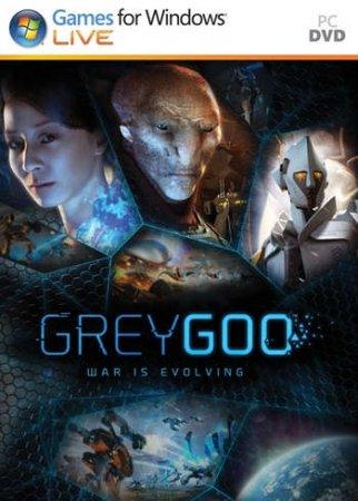 Стратегии через торрент Grey Goo - Definitive Edition (2014)